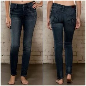 ANTHRO Level 99 Liza Skinny Jeans Size 29